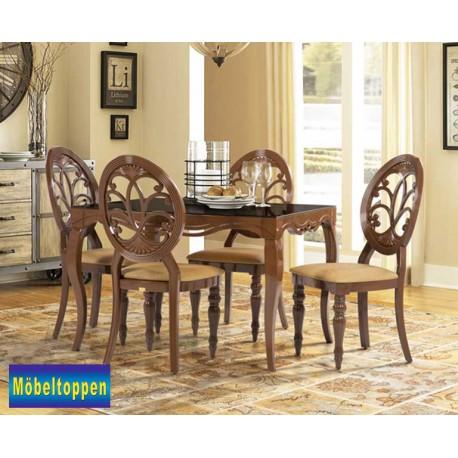 Cros matbord & Best stolar